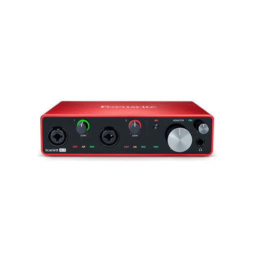 Picture of FOCUSRITE SCARLETT 4i4 3GEN
