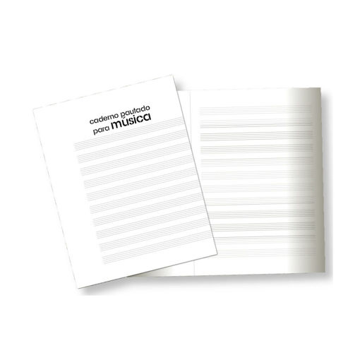 Picture of CADERNO PAUTAS CP20