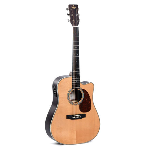 Picture of Guitarra Sigma DTC-28HE