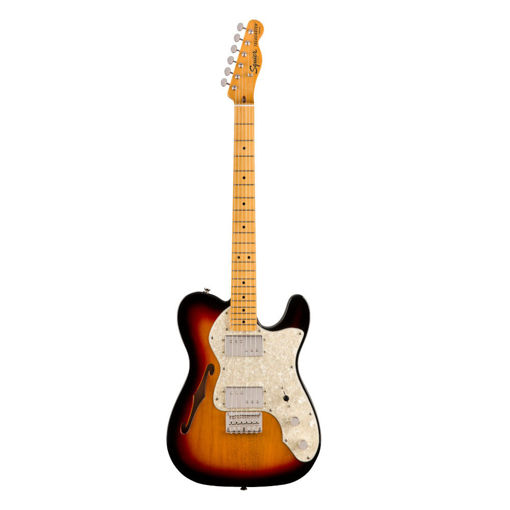 Picture of Squier Classic Vibe 70s Telecaster Thinline 3TS